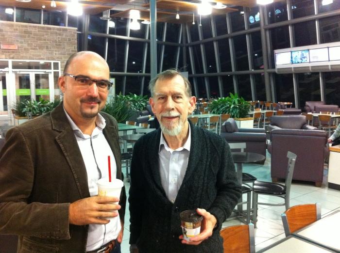 Andrey Miroshnichenko & Eric McLuhan